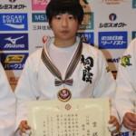試合結果報告(全日本カデ選手権)