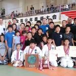 試合結果報告(第36回全国少年柔道大会)