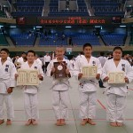 平成28年度全日本少年少女武道錬成大会