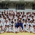 羽賀 龍之介先輩 オリンピック報告会