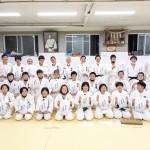 朝飛道場杯少年柔道大会 中学生の部開催
